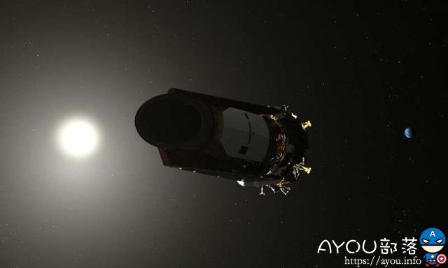 【果壳】开普勒望远镜,是时候准备说再见了!
