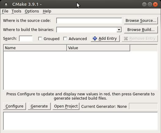Ubuntu16.04下安装最新版本的CMake